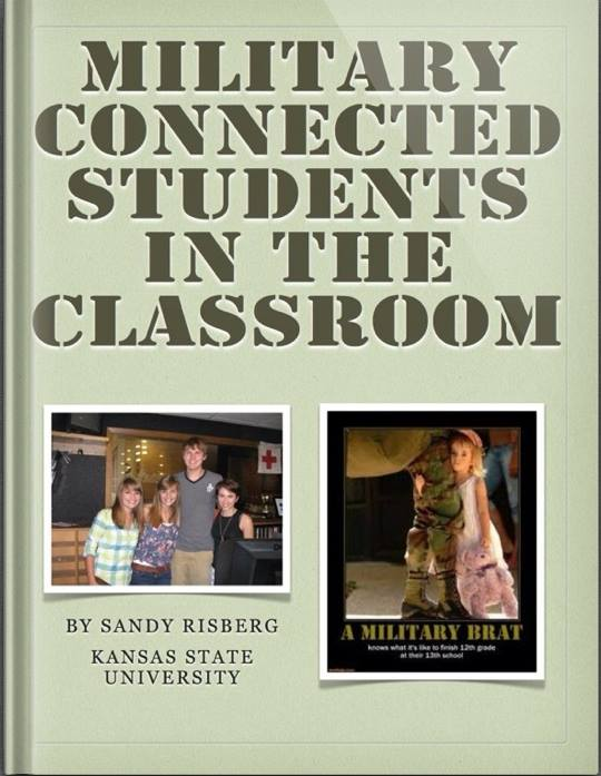 Military Connected Students in the Classroom iBook cover