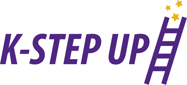 K-STEP UP logo