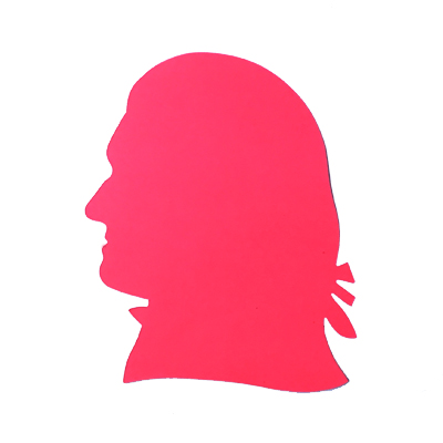 Patriot silhouette